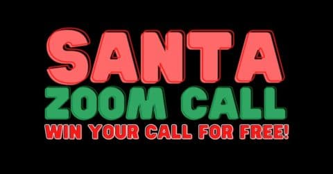 Win a Free Santa Zoom Call